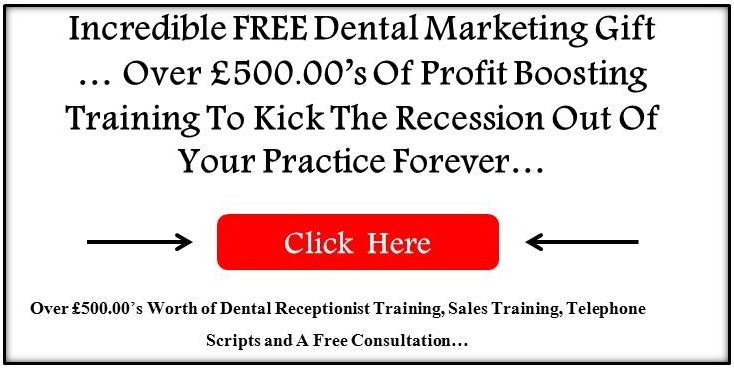 free dental marketing gift